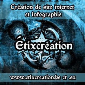 Logo Étixcréation