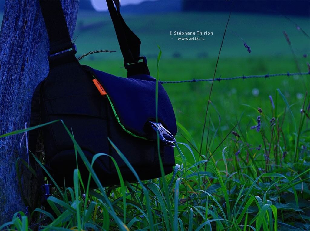Sac pour appareil photo et accessoires Vanguard Stéphane Thirion web designer
