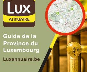 Repertoire des commerces en province du Luxembourg
