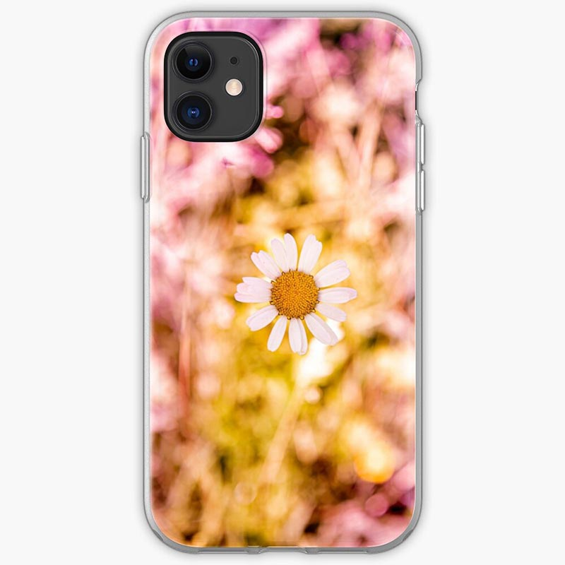 Coque Iphone marguerite
