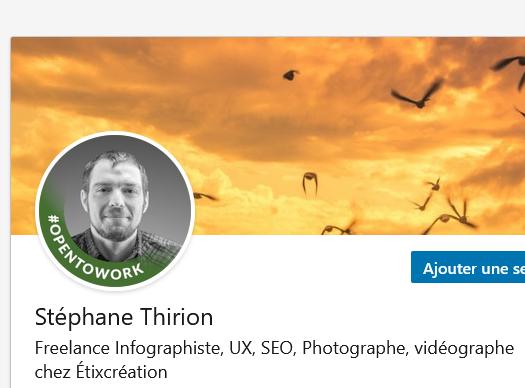 Stéphane Thirion LinkedIn