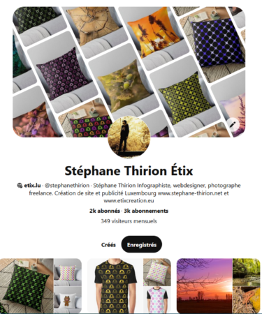 Stéphane Thirion Pinterest