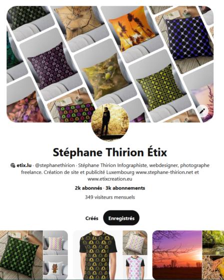 Stéphane Thirion Pinterest