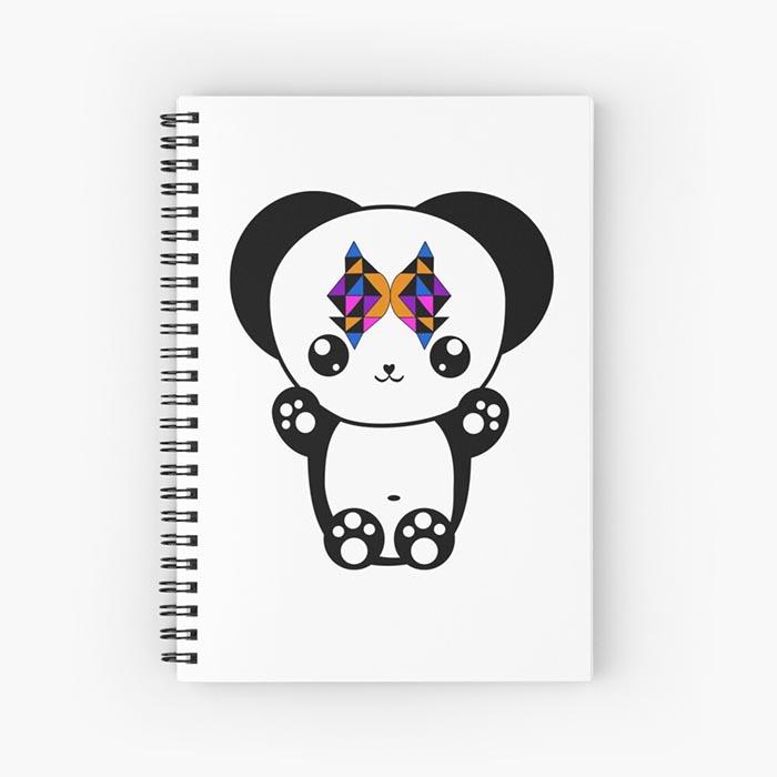 cachier panda